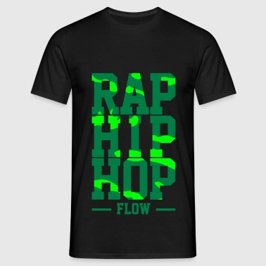 Rap Hip Hop flux - T-shirt Homme