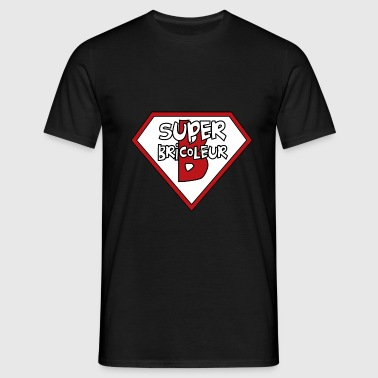 Super Bricoleur - T-shirt Homme
