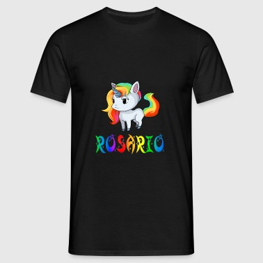 Unicorn Rosario - Men's T-Shirt