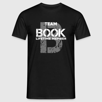 BOOK SHIRT - T-skjorte for menn