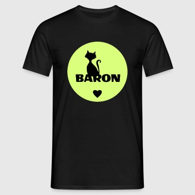 Baron Cats Nom - T-shirt Homme