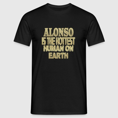 Alonso - Men's T-Shirt