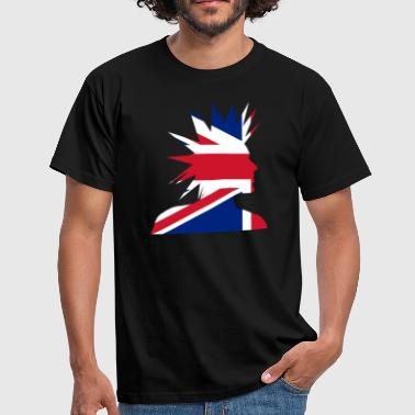 Punk Head - Men's T-Shirt