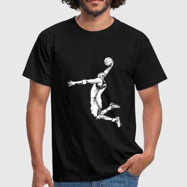 Basketball #11 - Men's T-Shirt
