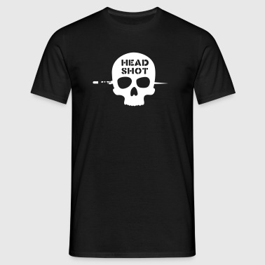 head shot - Men's T-Shirt