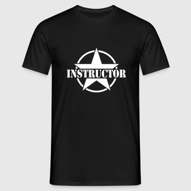 Instructor | Instruction - Men's T-Shirt