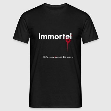 immortel - T-shirt Homme