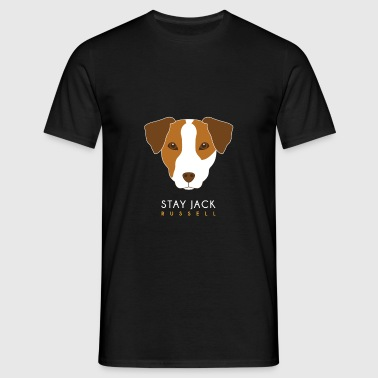 Jack Russell - Camiseta hombre