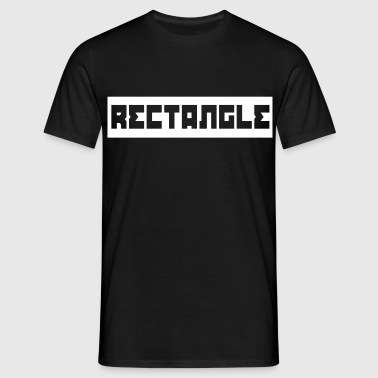 RECTANGLE - T-shirt Homme