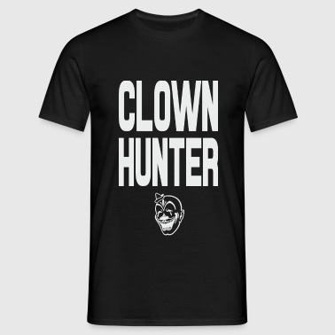 Clown Hunter - Männer T-Shirt
