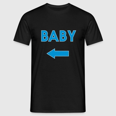 BABY (For Men) - Mannen T-shirt