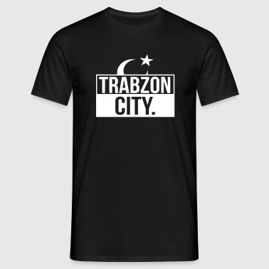 Trabzon City - Men's T-Shirt