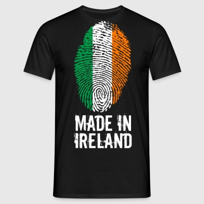 Made In Ireland / Irland / Éire - Männer T-Shirt