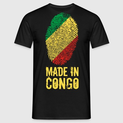 Made In Congo / Congo - Men's T-Shirt