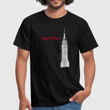 Manhattan - Men's T-Shirt