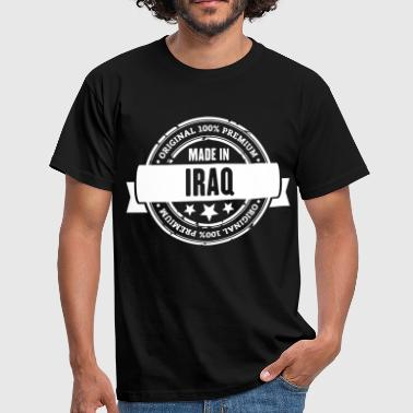 Made in Iraq - Männer T-Shirt