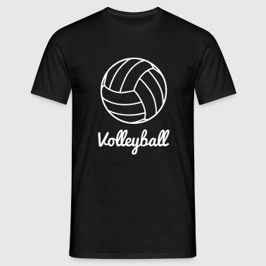 Volleyball Volley ball - Maglietta da uomo