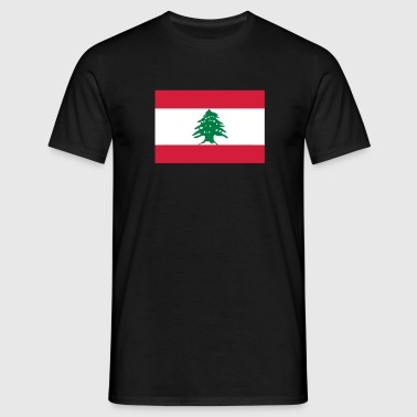 Lebanon - Men's T-Shirt