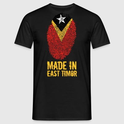 Made In East Timor / East Timor - Men's T-Shirt