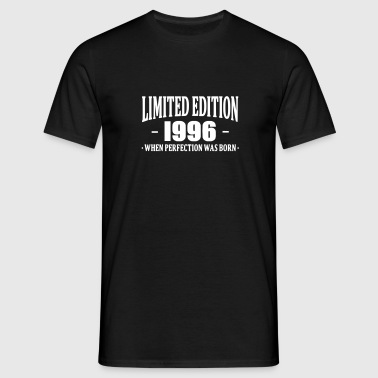 Limited Edition 1996 - Mannen T-shirt