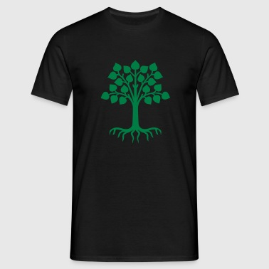 Tree Forest Nature - Men's T-Shirt