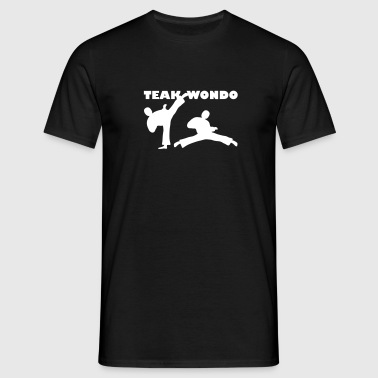 Teakwondo - Tournament - Men's T-Shirt
