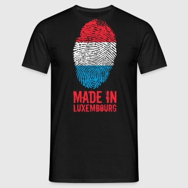 Made in Luxembourg / Gemacht in Luxemburg - Männer T-Shirt