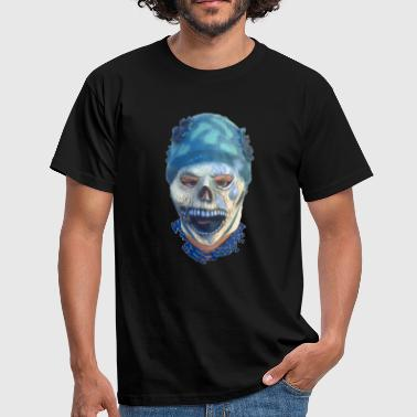Halloween Scary Head 10 - Men's T-Shirt