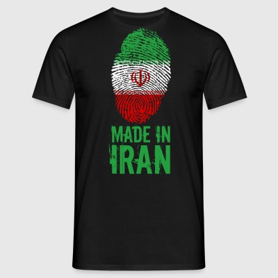 Made in Iran / Made in Iran ايران iran Persien - Herre-T-shirt