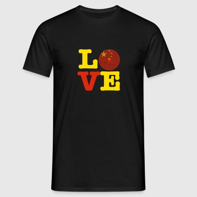 coeur Chine - T-shirt Homme