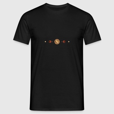apophysis pearls - Men's T-Shirt