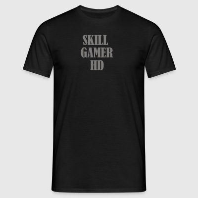skill merch - T-shirt herr