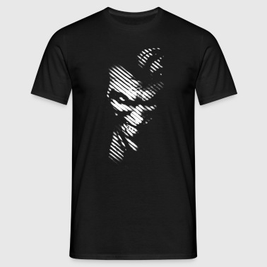 Batman Joker 'black & white' Tee shirt Femme - T-shirt Homme