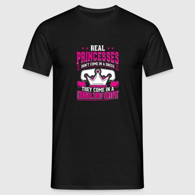 consultant REAL PRINCESSES 1 - T-shirt Homme