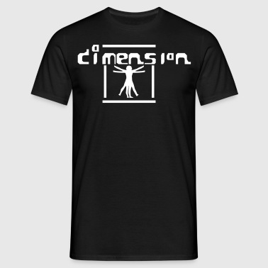 dimension - Men's T-Shirt
