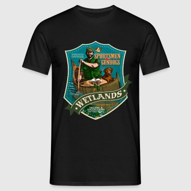 wetlands - Men's T-Shirt