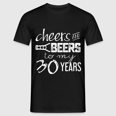 30th birthday - Men's T-Shirt