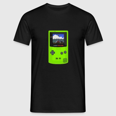 game boy - Men's T-Shirt