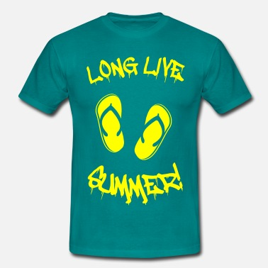 Live the summer ! - Men's T-Shirt