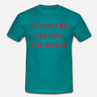 Cleveland Browns Cleveland Against The World - Men's T-Shirt