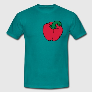 Red Pepper - Men's T-Shirt