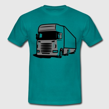 Camion camion - T-shirt Homme