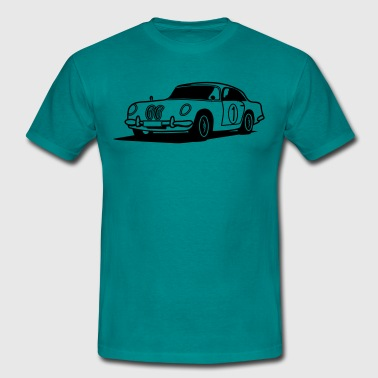 Racing Car Sport Sports Race - Men's T-Shirt