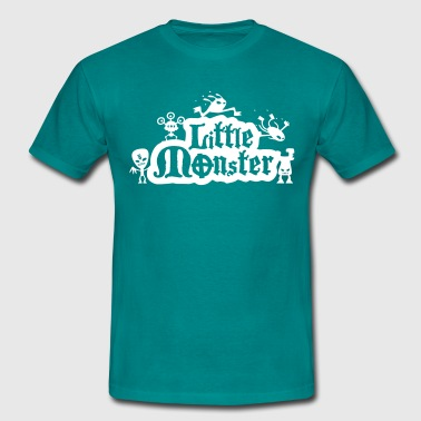 little monster2 - Männer T-Shirt