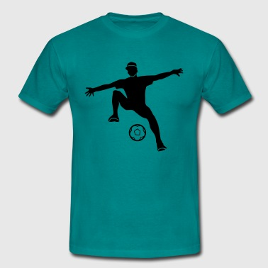 freestyle football - Men's T-Shirt
