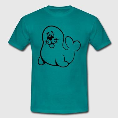 seal - Men's T-Shirt