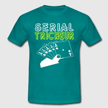 SERIAL  tricheur - T-shirt Homme
