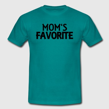 Mom's Favorite - T-shirt Homme
