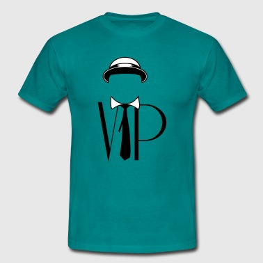 retro gangster vip criminal very important person  - Männer T-Shirt