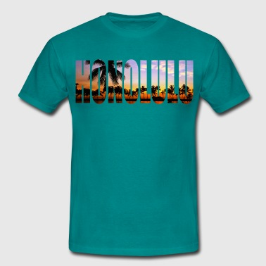 Honolulu - T-shirt Homme